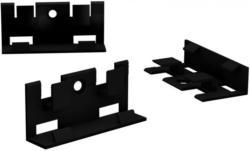 Sockelleisten-Clips 30 Stück