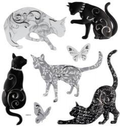 Dekosticker Cat
