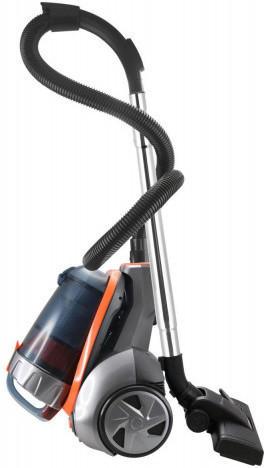 Emerio Bodenstaubsauger VCE-111504.1 schwarz/orange beutellos