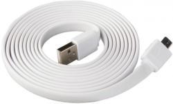 Ladekabel 2m Mirco USB weiß
