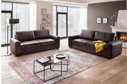 Sofa Poll 2-Sitzer anthrazit