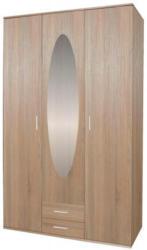 Kleiderschrank Power Sonoma Eiche Nachbildung 120 cm