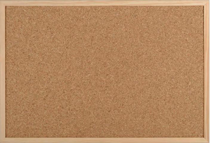 Pinnwand Kork ca. 40x60cm