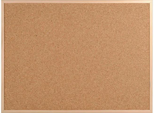Pinnwand Kork ca. 60x80cm