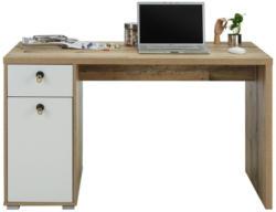 Schreibtisch in Eichefarben Old Style
