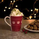 mömax Vivo Kaffeebecher aus Porzellan 300 ml ''X-Mas''