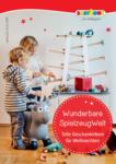 BabyOne BabyOne - Wunderbare SpielzeugWelt - bis 24.12.2019