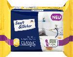 dm-drogerie markt Sanft&Sicher Feuchtes Toilettenpapier Classic Kamille