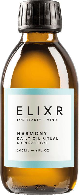 ELIXR Harmony Daily Oil Ritual