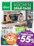 Leiner - Graz Leiner - Küchen Spar-Tage - gültig bis 25.11. - bis 25.11.2019