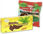 PENNY Hauswirth Schokobananen* od. Inländer Rum Kokos-Kugeln* - bis 15.02.2020