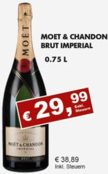Moet & Chandon Brut Impérial 0,75