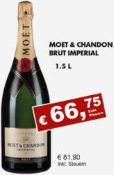 Moet & Chandon Brut Impérial 1,5l
