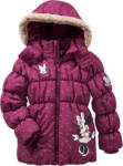 Ernsting's family Minnie Maus Winterjacke mit Kapuze