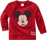 Ernsting's family Micky Maus Sweatshirt mit großer Applikation