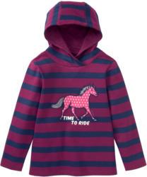 Mädchen Sweatshirt mit Pferde-Motiv (Nur online)