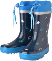Jungen Regenstiefel mit Sternen allover (Nur online)