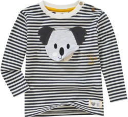 Baby Langarmshirt mit Koala-Applikation