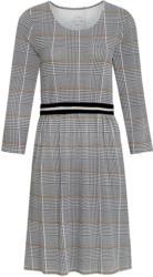 Damen Kleid mit Karo-Muster