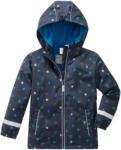 Ernsting's family Baby Regenjacke mit Sternen allover
