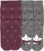 2 Paar Damen Socken im Set