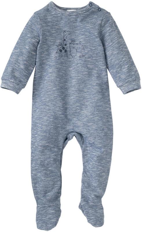 Newborn Schlafanzug mit Tier-Motiven (Nur online)