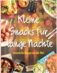 """Ernsting's family Kochbuch """"Kleine Snacks für lange Nächte"""""""