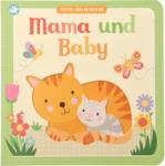 """Ernsting's family Baby Buch """"Mama und Baby"""""""