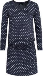 Damen Umstands-Jerseykleid mit Alloverprint