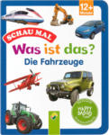 "Ernsting's family Baby Buch ""Fahrzeuge"""