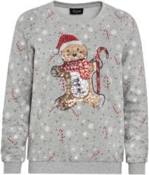 Damen Sweatshirt mit Weihnachts-Motiv