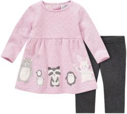 Newborn Kleid und Thermo-Leggings im Set