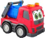 Ernsting's family Spielzeug-LKW Volvo FMX als Containertruck