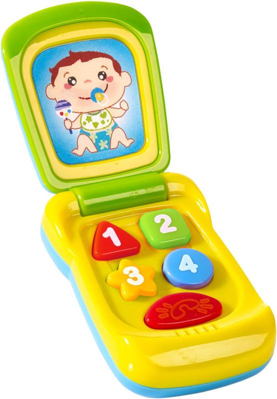Baby Handy mit Geräuschen (Nur online)