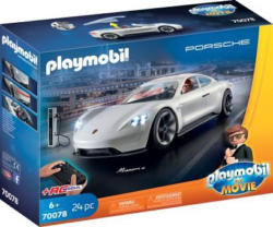 Playmobil: The Movie 70078 -  Rex Dasher's Porsche Mission E