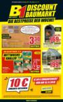 B1 Discount Baumarkt Wochen Angebote - bis 16.11.2019