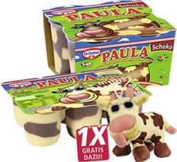 Dr. Oetker Paula Pudding oder Paula Pudding Minis versch. Sorten, jede 4 x 125 g = 500/6 x 50 g = 300-g-Packung