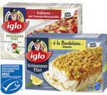 real iglo Schlemmer-Filet gefroren, versch. Sorten,   jede 380-g-Packung - bis 16.11.2019