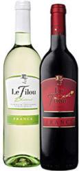 Frankreich Le Filou versch. Sorten,  jede 0,75-l-Flasche
