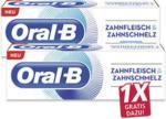 real Oral-B Zahncreme Zahnfleisch & Zahnschmelz oder Zahnfleisch Purify versch. Sorten, jede 75-ml-Packung - bis 16.11.2019