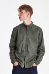 Blend Langarmhemd »Mit einem klassischen Button-Down-Kragen«