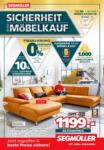 Segmüller Segmüller - Sicherheit beim Möbelkauf - bis 25.11.2019