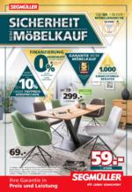 Segmüller - Sicherheit beim Möbelkauf