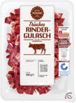 Aldi Süd Meine Metzgerei Gulasch vom Rind - bis 06.04.2020