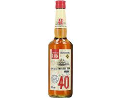 SILVERSTONE Echter Rum 40%