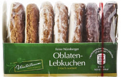 Wintertraum Lebkuchen, 3-fach¹