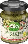 dm-drogerie markt dmBio Pesto Basilico mit Pinienkerne