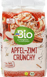 dmBio Crunchy Apfel & Zimt