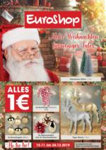 Alles 1 EUR zu Weihnachten