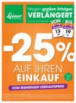 Leiner - Graz Leiner - Wir sagen DANKE - verlängert - gültig bis 19.11. - bis 19.11.2019